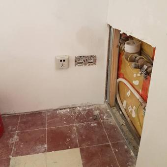 Rénovation maison complète Phil Electric Tournai